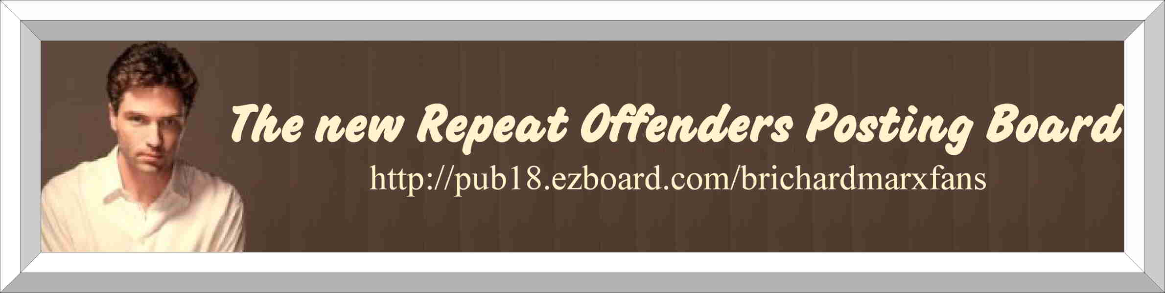 Click Here to See The New Repeat Offenders Board!